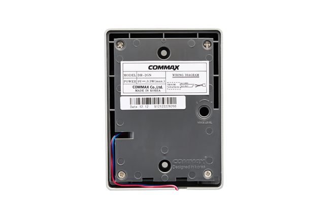 DR 2GN DOOR UNIT COMMAX