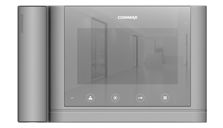 Commax Smart Home Security Wiring Diagram Door